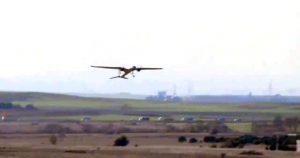 Турецька Akinci злетіла з українськими двигунами