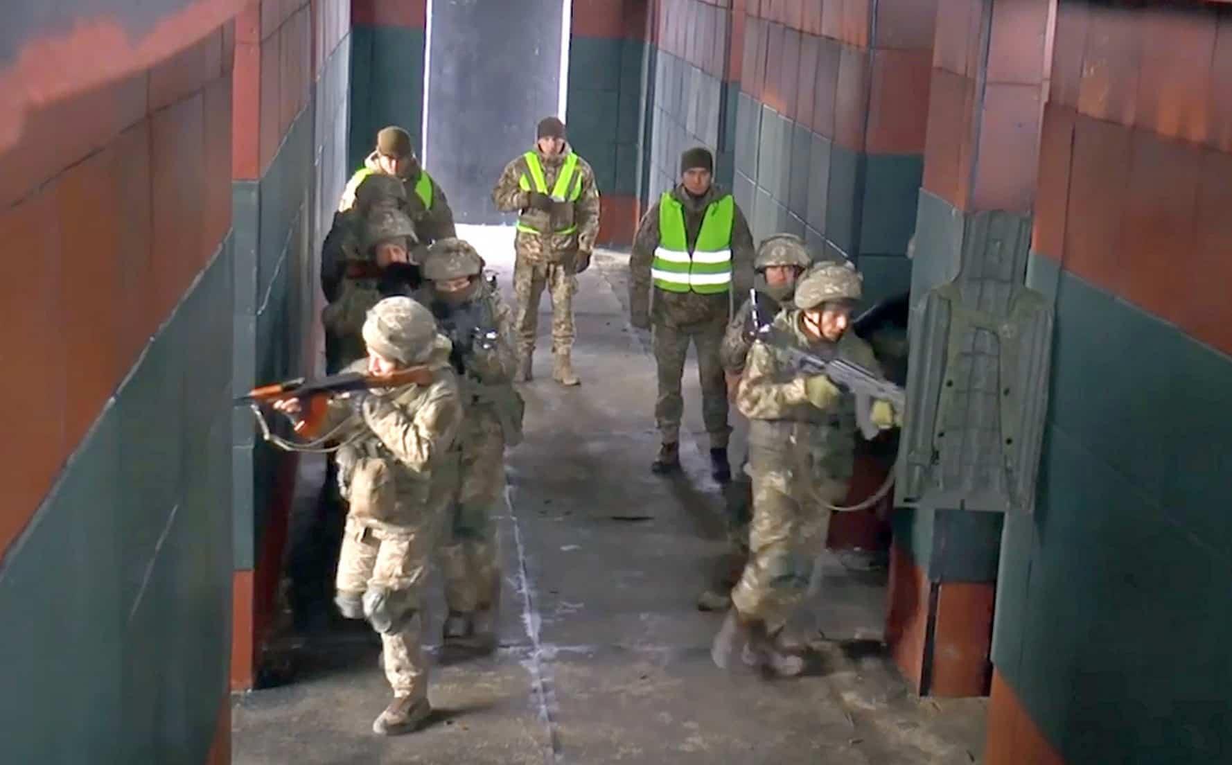 «kill house» у Міжнародному центрі миротворчості та безпеки ЗСУ