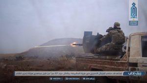 Хроніки сирійської війни – станом на 12 грудня
