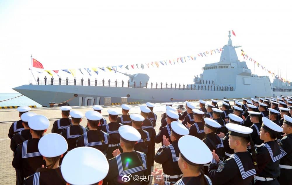 Есмінець Nanchang (101) ВМС Китаю проекту 055