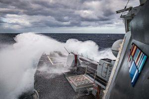 """Другий флот США досяг """"повної операційної спроможності"""""""