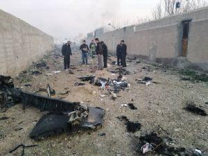 В Ірані заарештували відповідальних за збиття літака МАУ