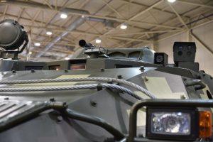 Миколаївський бронетанковий купує тепловізійні системи нічного керування