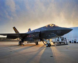 Сингапур купує F-35