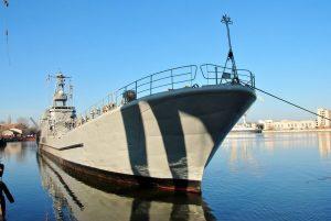 Завершився ремонт корабля «Юрій Олефіренко»