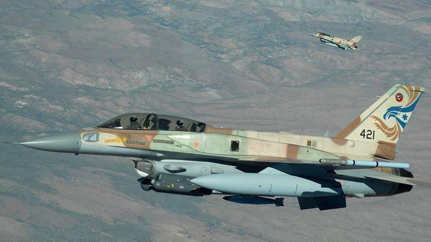 Ізраїль наніс авіаудар по сирійський базі