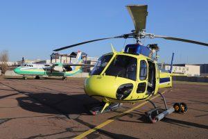 Перші два Airbus H125 для ДПСУ прибули в Україну