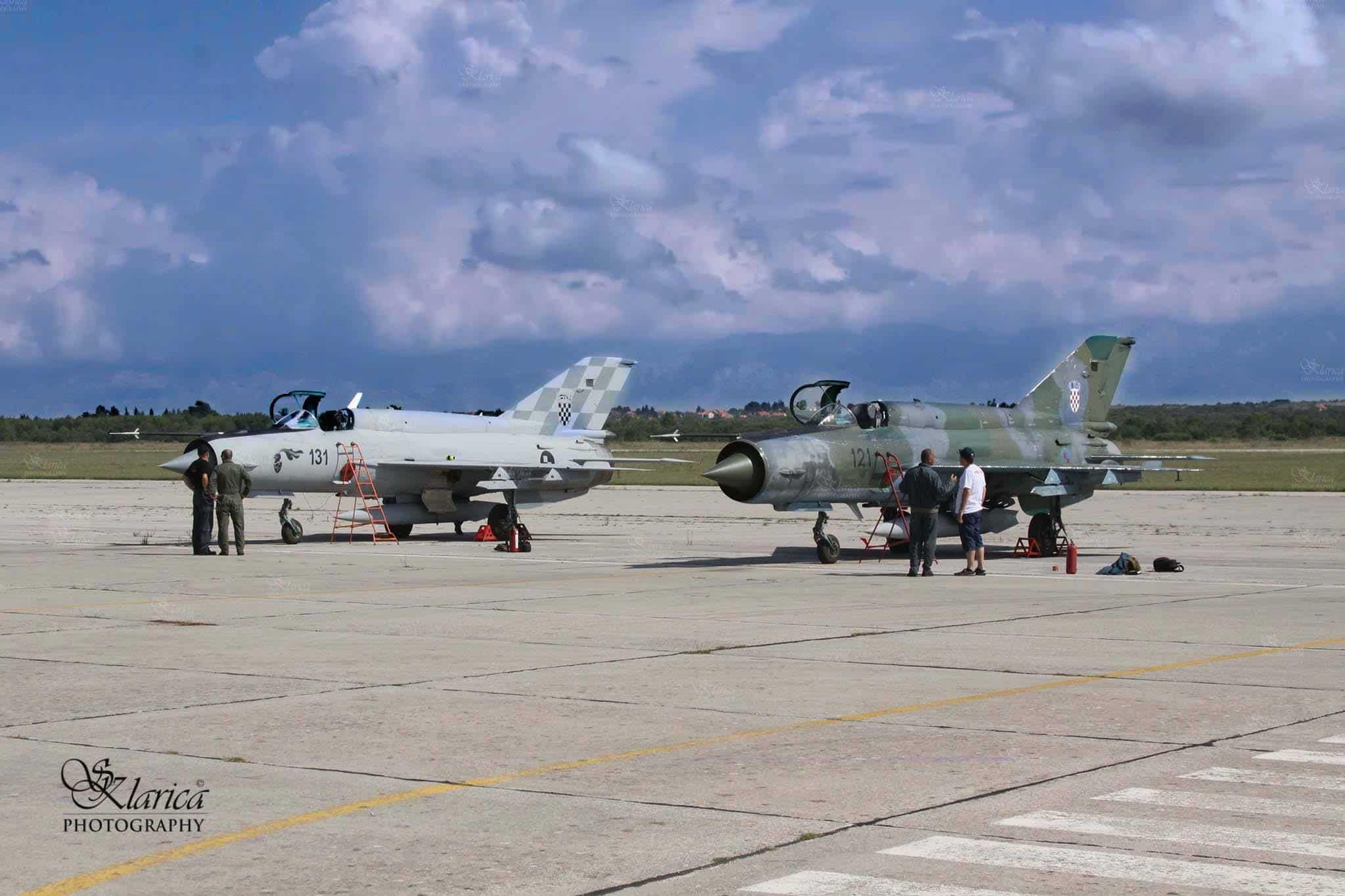 Хорватія знову шукає заміну своїм МіГ-21