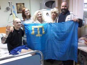 Окупанти затримали мешканця Криму Івана Яцкіна