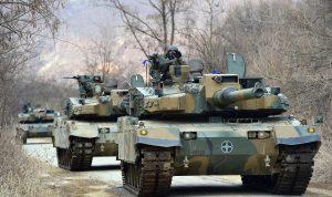 Південна Корея зацікавлена у розробці танку для Польщі