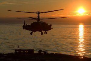 Представлено проект російського вертольотоносця
