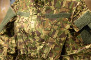 Латвія змінює патерн камуфляжу уніформи