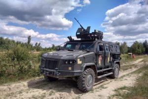Міноборони в 2020 замовляє «Козак-2М1» замість «Козак-2»