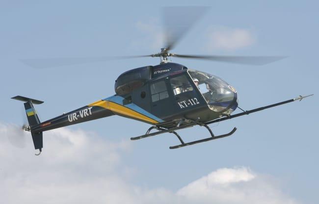 «Антонов» продав оснастку для гелікоптера «Кадет»