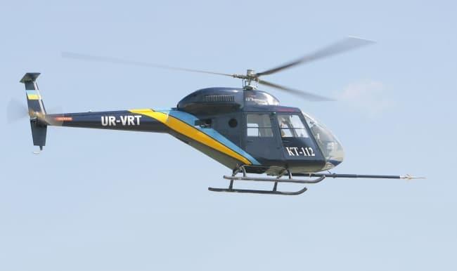 Легкий гелікоптер КТ-112 «Кадет»