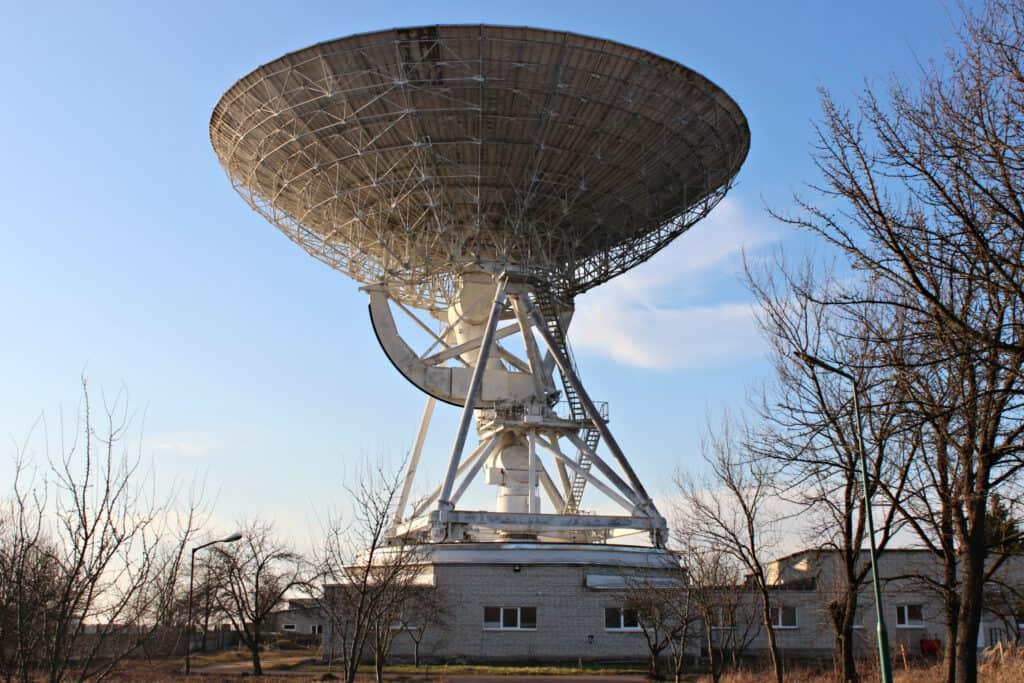 32-метрова антена MARK-4B (Радіотелескоп-32)