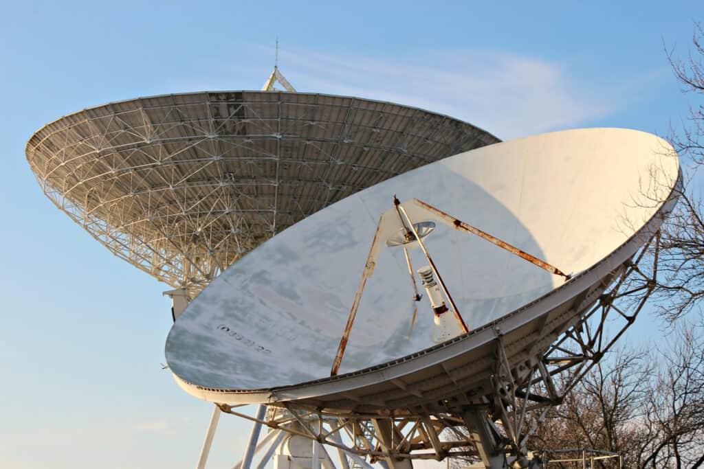 MARK-4B та 7-метрова не робоча антена