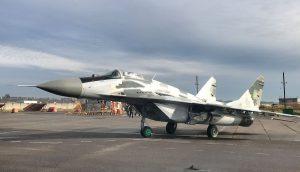 Дослідний МіГ-29МУ2 здійснив перший політ