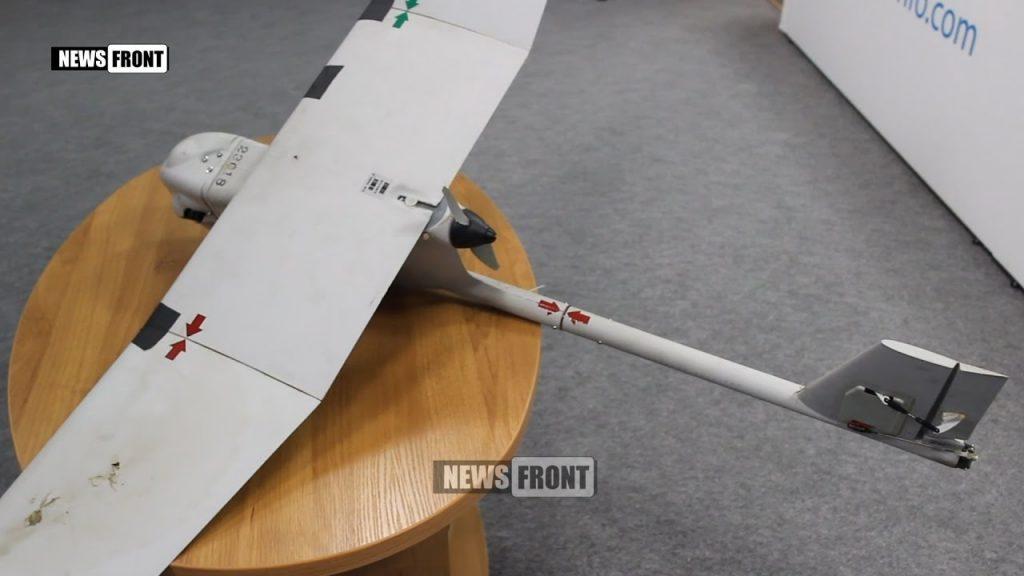 Міні БПЛА Raven RQ-11B втрачений над окупованою частиною Луганської області
