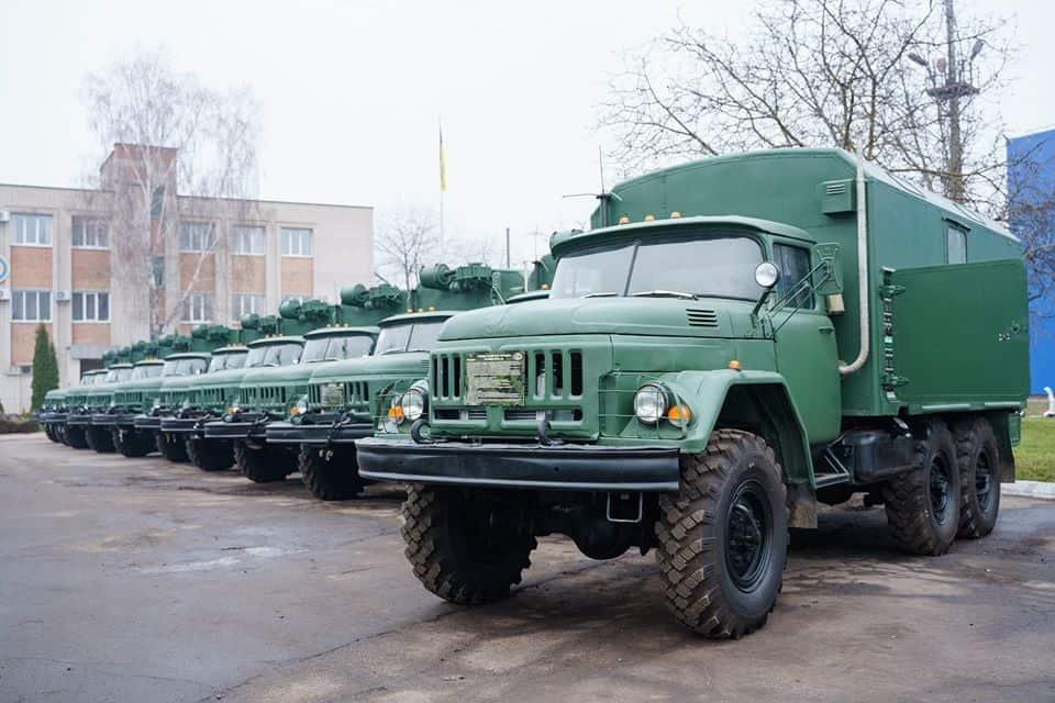 """""""45 експериментальний завод"""" модернізує танкоремонтні майстерні"""