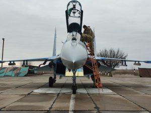 До ЗСУ надійшов модернізований Су-27УБ