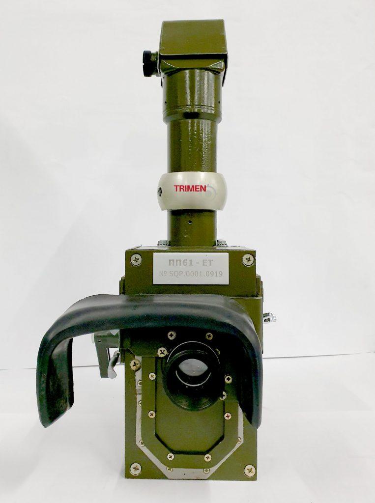 Модернізований оптичний прилад ПП61-ЕТ