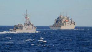 США змінюють командувача сил флоту в Європі