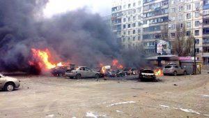 Сьогодні 5 річниця обстрілу терористами Маріуполя
