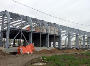 Підрядник присвоїв 6 млн гривень при будівництві спорткомплексу
