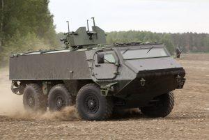 Фінляндія та Латвія обрали Patria 6×6 для спільної програми бронетехніки