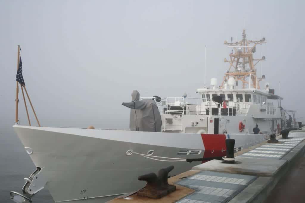 Патрульний катер USCGC Daniel Tarr типу FRC