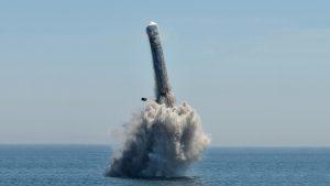 Китай здійснив пуски ракети JL-3 з субмарини