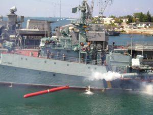 Сучасні торпеди та їх важливість для ВМС ЗС України