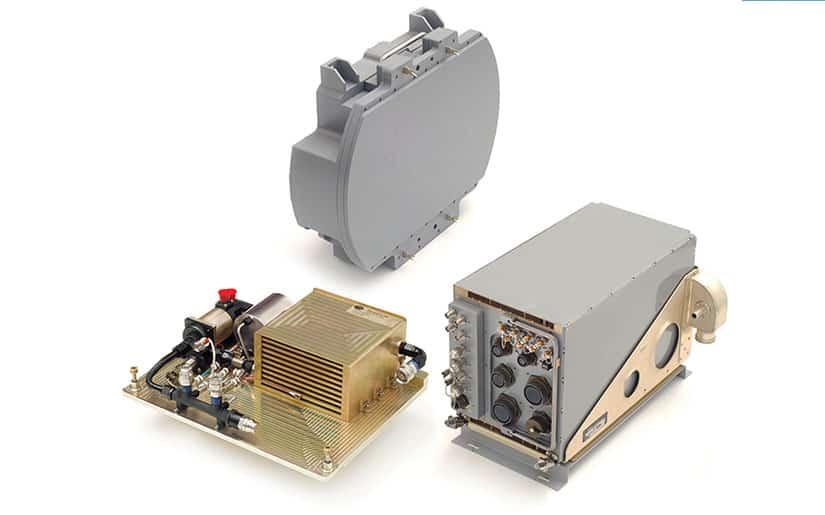 Радар ELM-2052