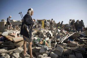 Ракетний удар в Ємені забрав життя більш ніж 60 військових