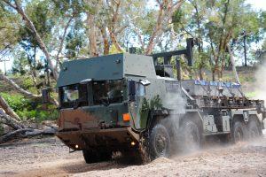 Бундесвер замовив у «Rheinmetall» тисячу вантажівок