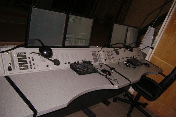 Робоче місце оператора автоматизованого командно-диспетчерського пункту (АКДП)