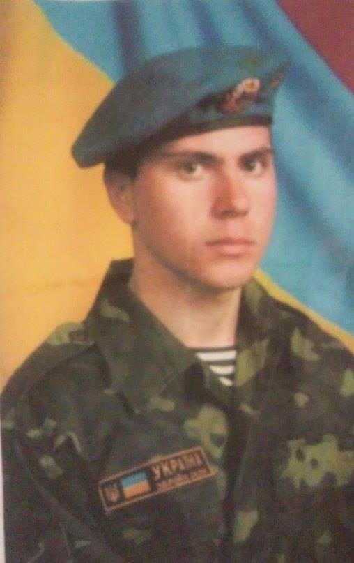 Солдат Ковальов Юрій Анатолійович