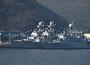 Південна Корея списала три свої кораблі