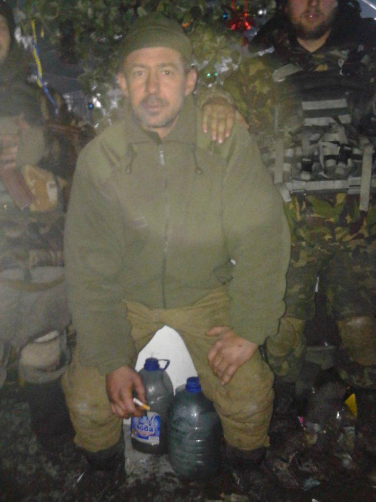 Старший солдат Бондар Олександр Володимирович