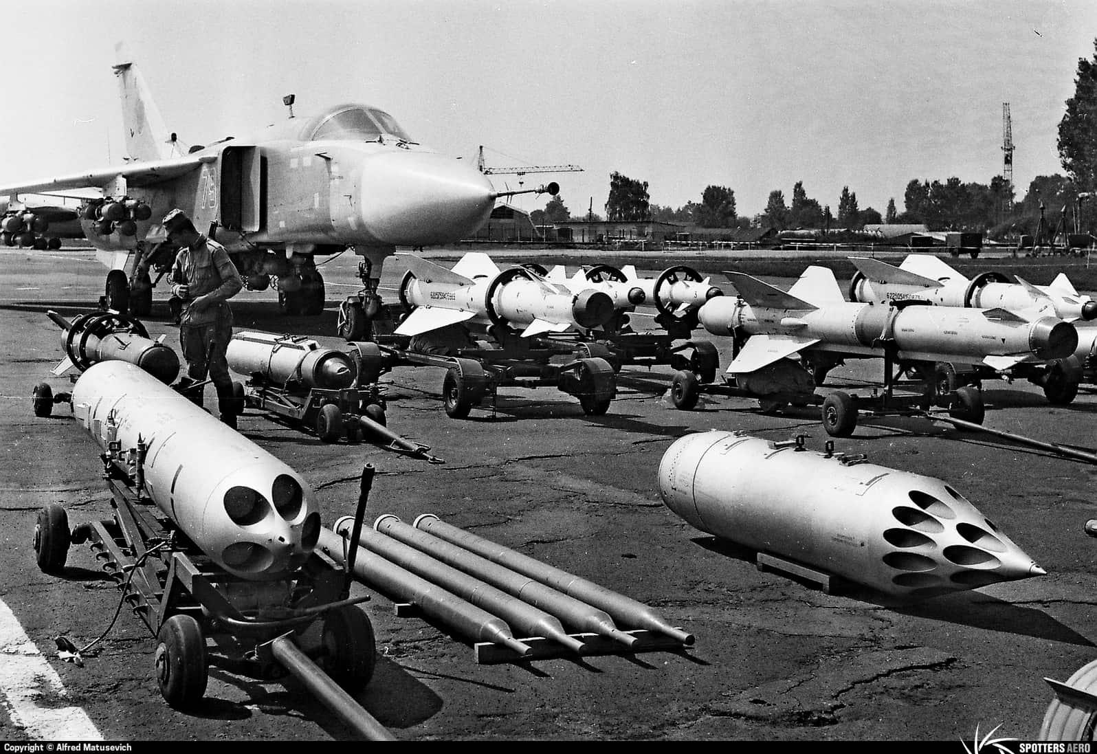 Су-24М зі складу 947 БАП