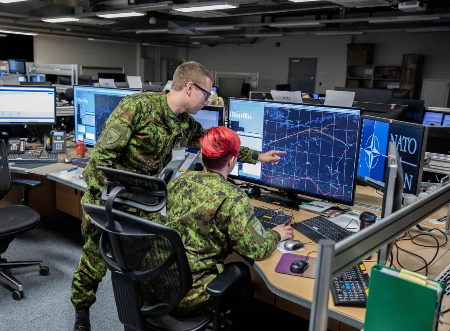 В Естонії відкрили Центр управління повітряними операціями