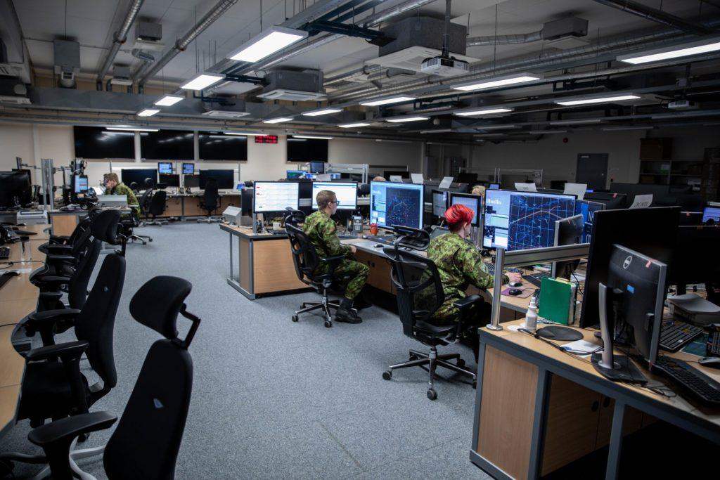 Центр управління повітряними операціями