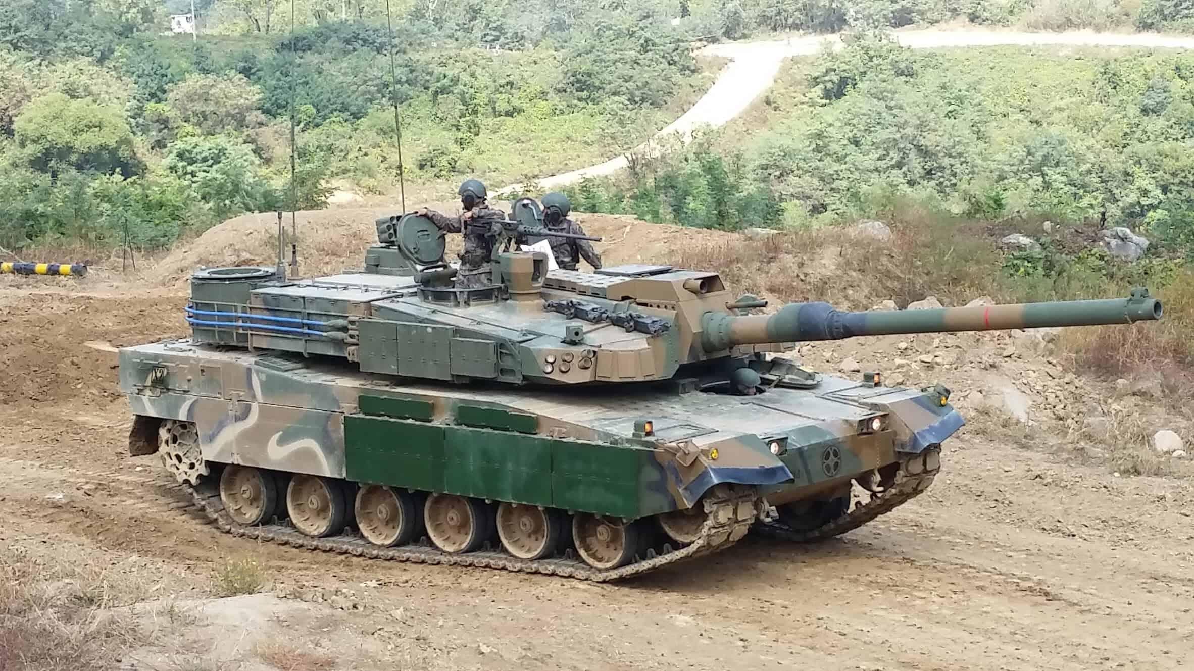 Танк K2 Black Panther