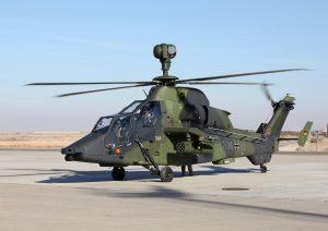В Німеччині лише 20 гелікоптерів зі 152 боєготові