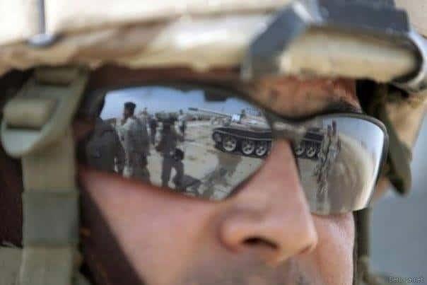 Україна готова відправити до Іраку 20 військових