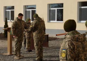 Для підрозділу ГУР МО України здано в експлуатацію службове житло