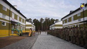 Масштабне будівництво у ЗСУ: «Десна» отримала 5 гуртожитків