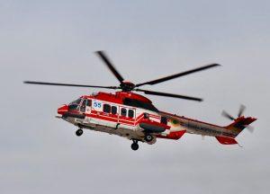 В Україну прибув H225 Super Puma для ДСНС