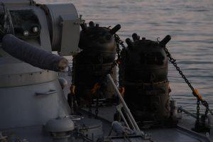 ВМС відпрацював мінування на Азовському морі